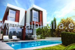 new build houses for sale in Albir