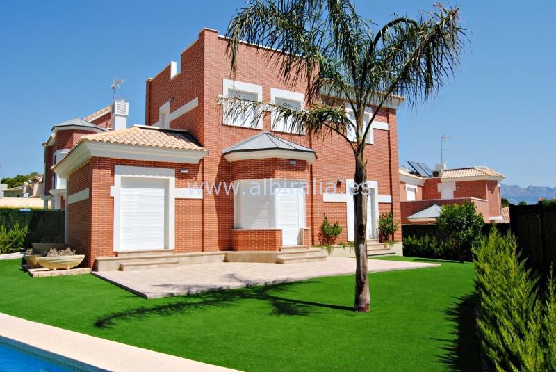 Villa in La Nucia I V159