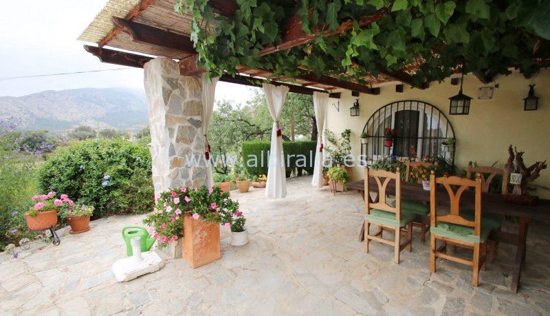 country house for sale in Finestrat Benidorm