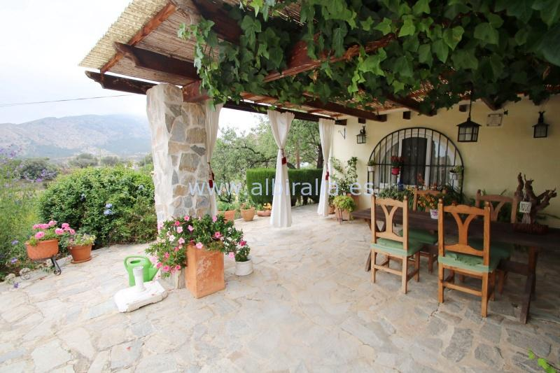 Country house in Finestrat I V160