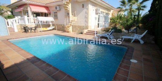 One level villa close to Altea I V158P