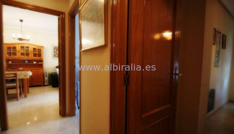 Short term rent apartment center Albir