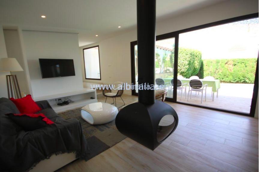 Moderna villa vacacional Albir I V162