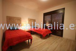 moderne villa for ferie utleie med privat basseng i Albir