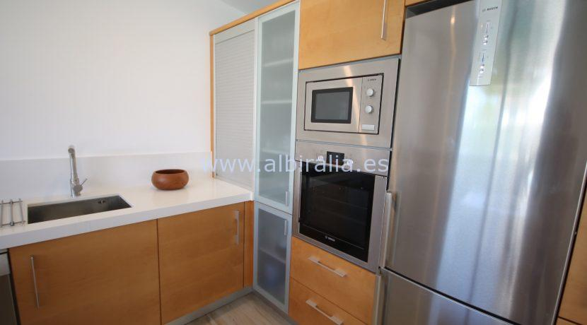 modern villa with private pool for holidays rent in Albir