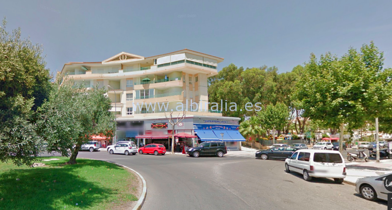 apartment for long term rent close to the in Albir