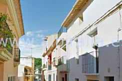 leilighet selges sentralt i Alfaz del Pi helt renovert Playa del Albir