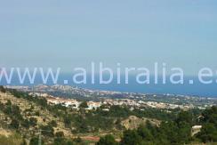 Big plot for sale in Benidorm La Nucia