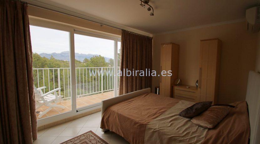 dos villas sobre misma parcela a la venta en Benidorm Alfaz del Pi La Nucia Costa Blanca