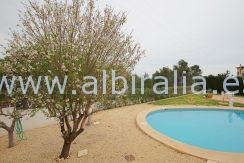 Two Separate Villas on the Same Plot for sale in Costa Blanca Benidorm La Nucia
