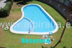 Apartment in the center of Albir only hundred and fifty thousand euros