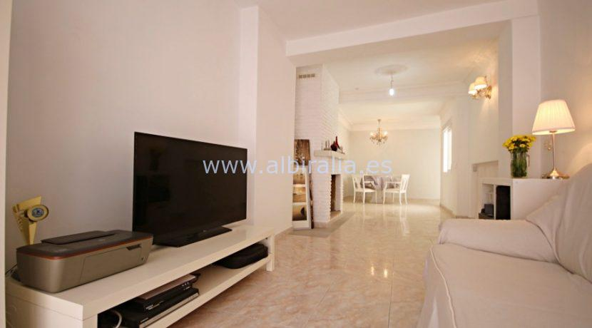 apartment for sale in the center of Alfaz del Pi Playa del Albir