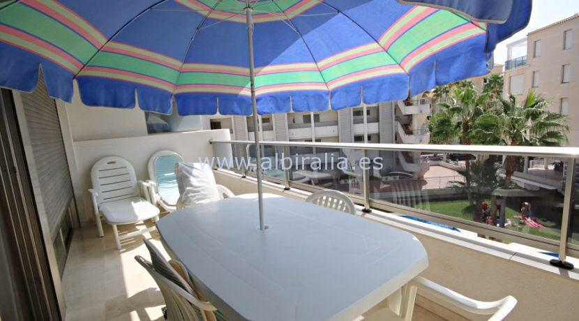 apartment for long term rent in Albir