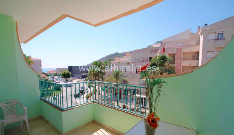 apartment for long term let in Albir close to the beach
