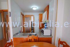 leilighet 100 m fra stranda i Albir