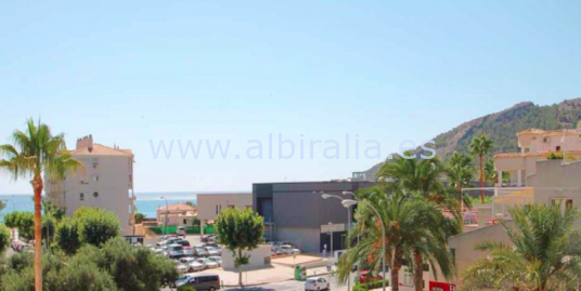 Apartment 50 m from the beach in Albir I A157
