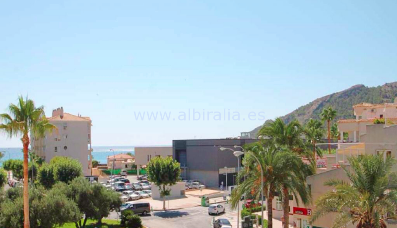 panoramick view apartment for rent close the hotel kaktus