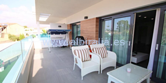 Apartment in Albir A122