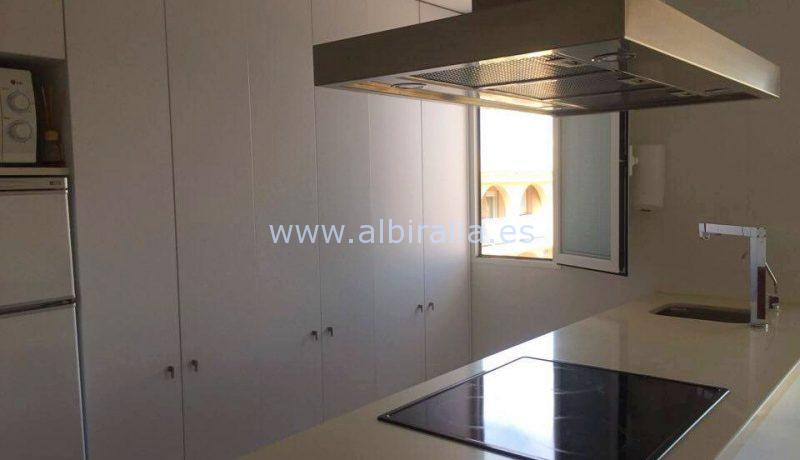 modern apartment for sale close to the beach in Albir