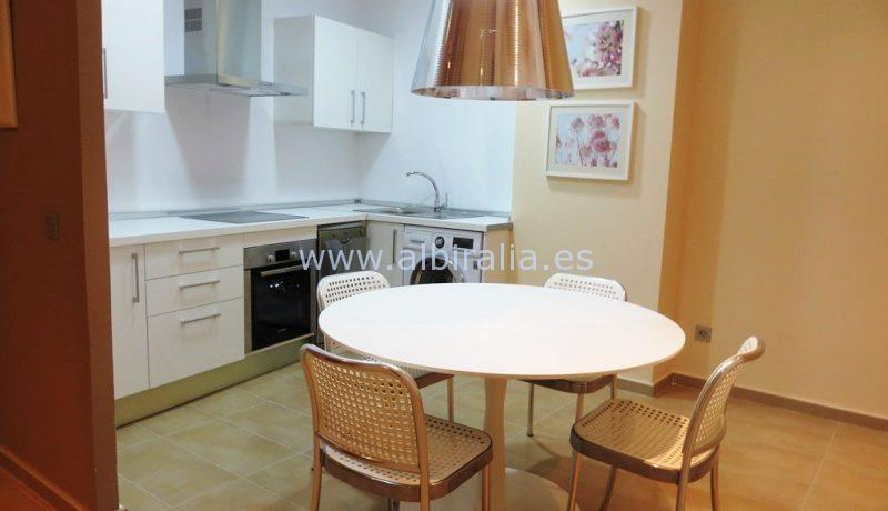 bargain reformed apartment for sale in La Nucia