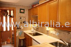 villa for rent in the center of Albir