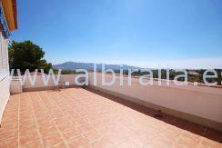 Villa with sea view for sale in Costa Blanca