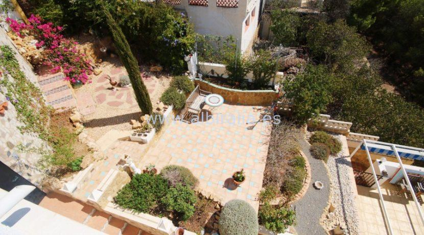 Villa with sea view for sale in Costa Blanca