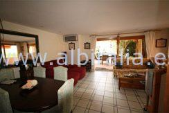 casa adosada en alquiler en el Albir Altea Alicante