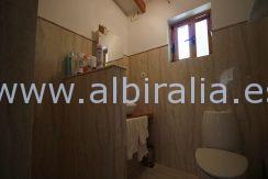 Villa a la venta en la urbanización el Tosal cerca de Altea-1