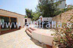 Villa for sale with sea view close to Altea urb El Tosal-1
