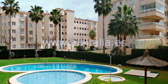 Apartment in Albir I A167