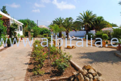 Urban plot with sea view for two houses for investment