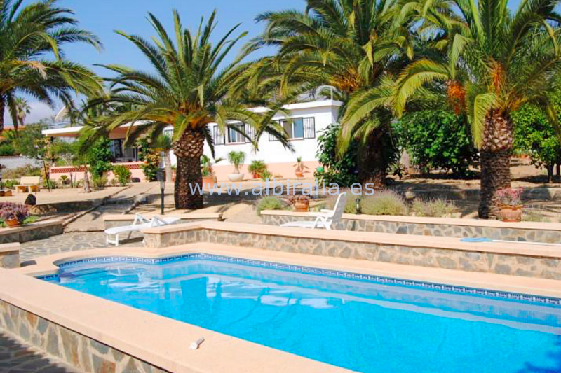 Villa for sale with a large urban plot I V178P
