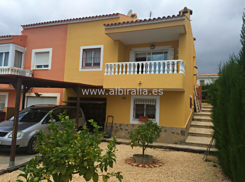 Terraced House in La Nucia I V184P