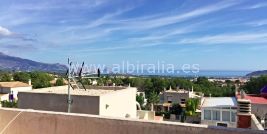 Terraced house in La Nucia I V185P