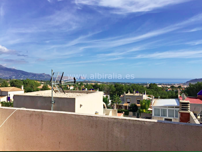 Terraced house in La Nucia I V185P