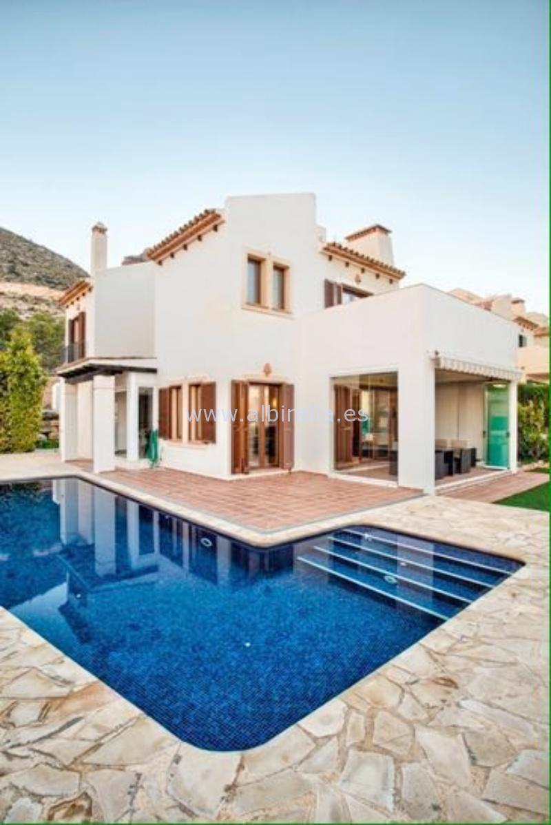 Modern villa in Sierra Cortina – Finestrat / Benidorm I V176