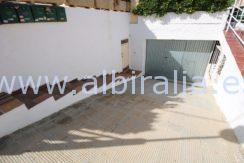 Terraced house for sale in the center of Albir sea view and big garage Reformed