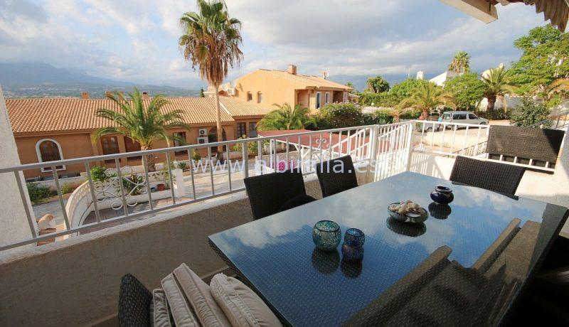 Terraces house town house for sale in the center of Albir #albiralia