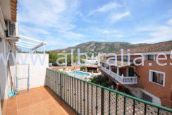 apartamento para vacaciones en el centro de Albir cerca de la playa