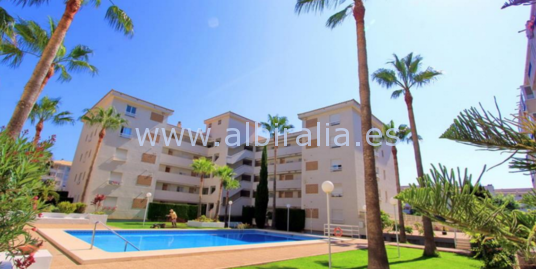 Apartment for holidays rent in Albir I A194