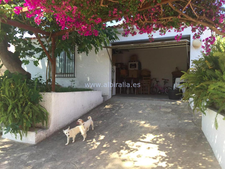 Finca / Casa de Campo en Polop I V188P