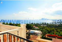 Panorama Hills for sale 4 bedrooms town house for sale in Altea Hills #albiralia only 295.000€
