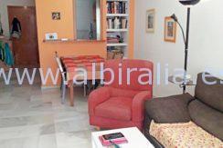apartment for sale on the beach Albir