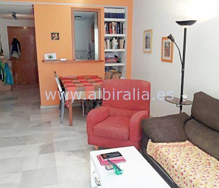 apartment for sale on the beach Albir