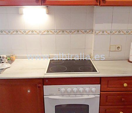 apartment close to the beach in Altea