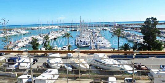 Apartment for long term rent by the beach in Altea I A177