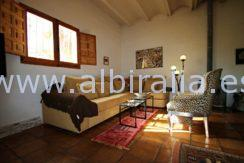 Villa in a country side for sale in Alicante Costa Blanca north Altea Calpe Moraira Jalon