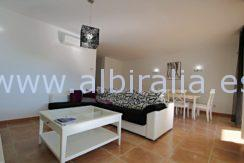 Apartment for sale in Panorama Hills beautiful sea view and two garages