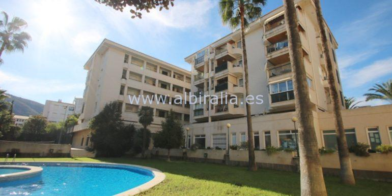 Apartment by the beach for sale in Playa del Albir Altea